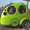 AirPod: l'auto ad aria compressa