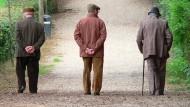 Anziani: Deambulazione