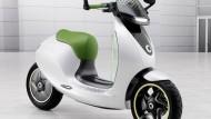 Smart: scooter elettrico
