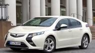 Opel Ampera: l'auto elettrica