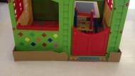Area giochi per bambini al consultorio