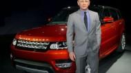 Nuova Range Rover Sport: a prova di 007