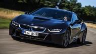 BMW i8, la supercar del futuro