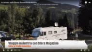 In camper sulla Strada Romantica in Austria
