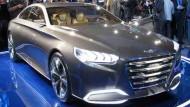 Hyundai Genesis: la potenza dello stile