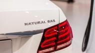 Mercedes E200 Natural Gas Drive