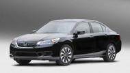 Honda Accord è Green Car of the Year 2014