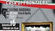 "Al Teatro Europa ""Casa di frontiera"""