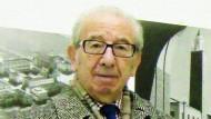 Medaglia della corona inglese per Harry Shindler