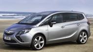 Opel Zafira Tourer: l'ecologica del 2014