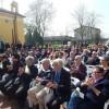 L'omaggio della città di Aprilia a Menotti Garibaldi