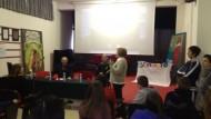 Istituto Gramsci, incontro con Alessio Sartori