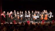I Giovani Filarmonici Pontini al teatro D'Annunzio di Latina
