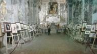 Censurati in Sicilia i quadri di Cacioppo esposti in passato anche ad Aprilia