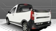 Arriva il Dacia Dokker Pick-up