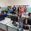 Nuova aula multimediale alla scuola di Campoverde