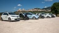 Renault: Umbria Green Card