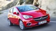 Opel Corsa: al via la quinta generazione