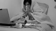 Arriva l'influenza