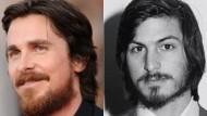 Christian Bale: da Cavaliere oscuro a Steve Jobs