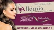 Alkjmia, profumi made in Italy
