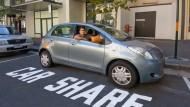 Car sharing: addio alla seconda auto