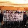 Discarica Lazzaria: sit in sotto la Regione Lazio. Aprilia presente