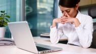 Le e-mail: che stress