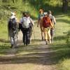 Trekking ed escursionismo, valori culturali ad Aprilia
