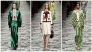 Gucci Fashion Show
