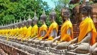 Ayutthaya, l'antica capitale thailandese