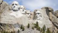 Il Monte Rushmore, Sud Dakota