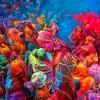 Dall'India il Festival dei Colori contagia ogni parte del mondo