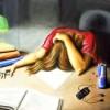 Alimentazione e attività fisica contro il panico degli esami