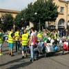 Start per l'Infiorata: corsa al Guinness World Record