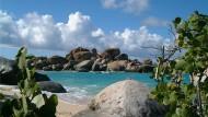 Tortola, l'isola dei Caraibi