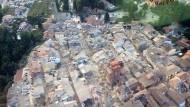 Terremoto, riunione al Palazzo Chigi