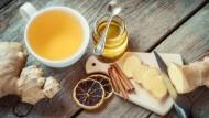 Zenzero e thè verde alleati contro i grassi