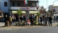 Il 25 aprile che divide: a Campoverde, presso il Cippo, il ricordo del battaglione Barbarigo