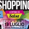 Aprilia Shopping Day 2017 : il 13 luglio serata latino-americana