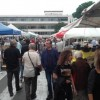 Ottimo ritorno per il mercatino domenicale in Piazza Roma