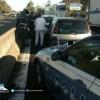 Pontina bloccata a Spinaceto, incidente in direzione Roma