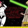 Domenica 3 dicembre dedicata agli appassionati di Star Wars