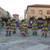 Ultimo giorno di carnevale, nel pomeriggio terza sfilata dei carri