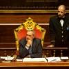 Il Presidente del Senato Pietro Grasso ad Aprilia
