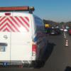 Incidente all'uscita di Via Vallelata, rallentamenti sulla Pontina verso Roma
