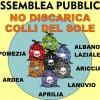 Il 7 aprile alla ex Claudia nuova assemblea contro la discarica Ecosicura