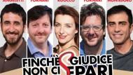"""""""Finché giudice non ci separi"""" domani al Teatro Europa"""
