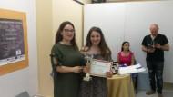 Premio di Poesia Masio Lauretti: vincitrice una studentessa dell'Istituto Gramsci