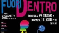 """Colori nel mondo, domenica 24 giugno lo spettacolo """"Dentro Fuori"""""""